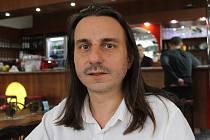 Animátor Cyril Podolský se usadil v Břeclavi. Momentálně pracuje na celovečerním filmu Heptyl.