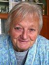 Julie Hrušková neměla jednoduchý život. Úsměv jí ale přesto zůstal.