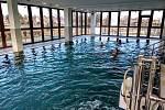 Zrekonstruovaný bazén v Lázních Lednice bude od 1. února otevřený i veřejnosti.