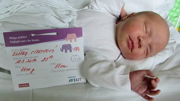 Novorozená miminka Břeclavska 11. týdne 2019