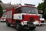 Antrax na nádraží prověřil břeclavské hasiče
