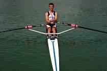 Na kanále v Račicích se konaly Závody olympijských nadějí CEFTA.