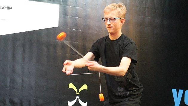 V Lednici se konalo mistrovství Evropy v yoyování