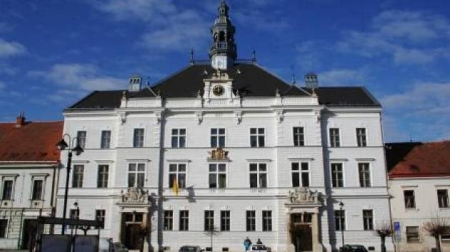 Valtická radnice