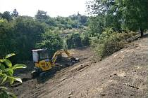 Do obnovy neprostupného místa zarostlého keři poblíž železnice, ze kterého si někteří udělali smetiště, se pustili Vranovičtí. Stane se z něj parkově upravená plocha se stromy, lavičkami a odpadkovými koši pro místní obyvatele i cykloturisty.