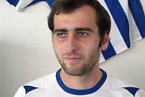 Radek Sasín byl na podzim nejlepším útočníkem MSK Břeclav.