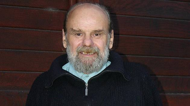 Velitel jednotky dobrovolných hasičů z Lednice Jaroslav Spěvák.