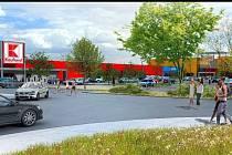 Rozlohu čtyři a půl hektaru má dnes nevyužitý areál někdejšího výrobního areálu Tranzy v Břeclavi. Developerská firma v něm kromě Kauflandu a Uni Hobby nebo OBI plánuje vystavět i další obchody, restauraci, mycí autocentrum a hřiště.