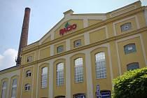 Hlavní budova společnosti Racio v Břeclavi.
