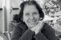 Umělkyně Chedva Meroz.