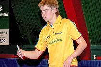 Antonín Schwarzer vyhrál v Havířově všechny tři zápasy.