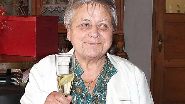 Zdenka Kuželová je dětskou lékařkou v Lanžhotě.