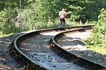 Devětačtyřicetiletá žena zemřela v pondělí ráno na nádraží v Břeclavi. Srazil jí vlak.