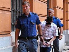 Muž z Břeclavska se u brněnského krasjkého soudu zodpovídá z pohlavního zneužívání dětí.