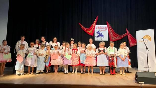 Mikulovští znají od soboty jména vítězných zpěváčků.