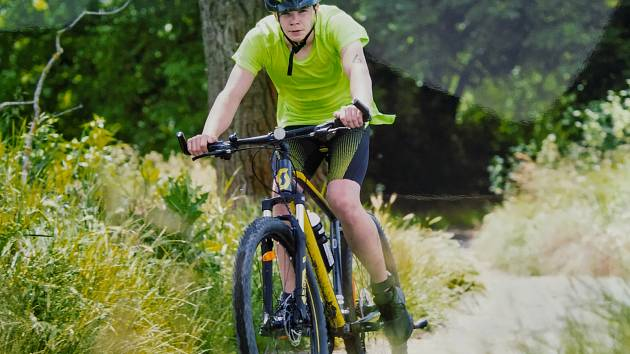 Lukáš Drobilič je nadějným plavcem, daří se mu v atletice a úspěšně vyzkoušel i triatlon.
