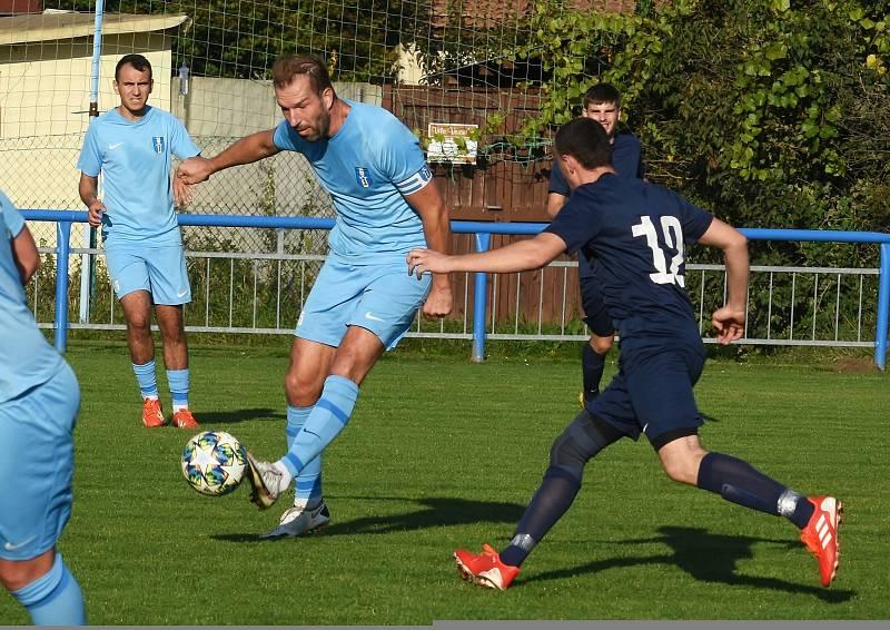Fotbalisté Lednice potvrdili roli favorita a zdolali Vacenovice hladce 6:0 v utkání B skupiny I. A třídy.