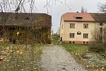 Údajný rodný mlýn Jana Amose Komenského v Nivnici.