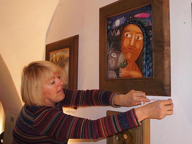 Galerie Efram - ilustrační foto.