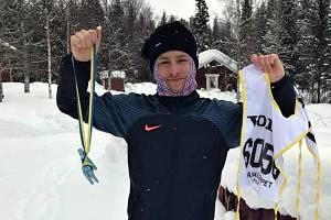 Hustopečan Patrik Eliáš zdolal devadesát kilometrů při Vasově běhu ve Švédsku.