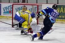 HC Břeclav – HC Zubr Přerov, druhá liga