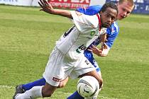 Brazilec Gomes působil i v Gambrinus lize.
