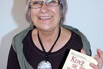 Spisovatelka Irena Fuchsová.