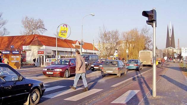 Ilustrační foto: Dopravní komise Mnichova Hradiště řeší například dopravní situaci ve městě