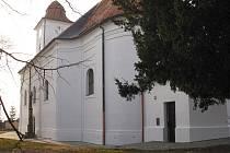 Kostel sv. Anny, Bořetice