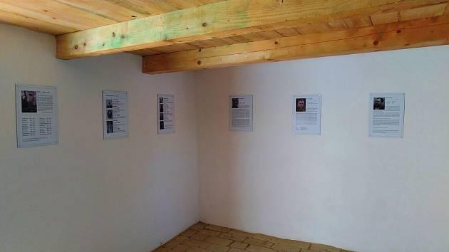 V Morkůvkách mají slavní rodáci svou galerii.