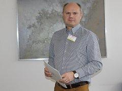 Jiří Jurník je ředitelem břeclavské nemocnice od roku 2016.