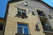 V bytovém domě v Břeclavi vybuchl plyn.
