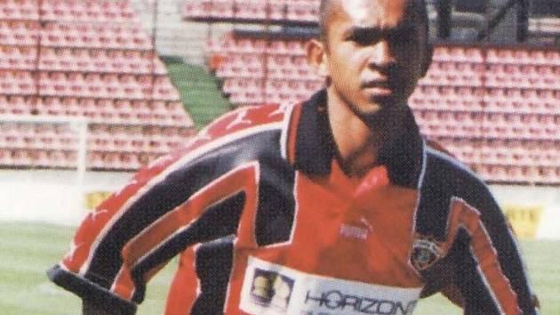 Flávio Ferreira nastoupil i v nejvyšší slovenské soutěži v dresu Spartaku Trnava.