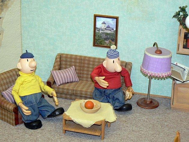 ILUSTRAČNÍ FOTO: Pat a Mat.