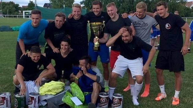 Vítězný tým pro rok 2015 – Avanti Savci.