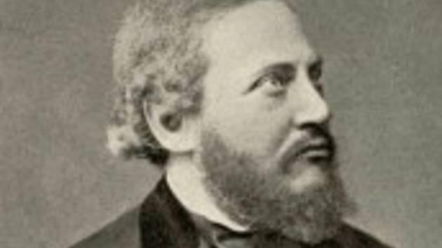 Před 199 lety se v Mikilově narodil vynálezce slepeckého písma Henirich Landesmann alias Hieronymus Lorm.