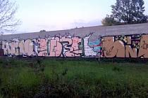 Sprejerům postavili v Mikulově stěnu pro graffiti. Podle starosty města Koštiala by tam jednou mohla vzniknout i sbírka tohoto umění.