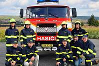 Dobrovolní hasiči z Popic sami zrenovovali auto, pořádají akce a stojí o mládež.