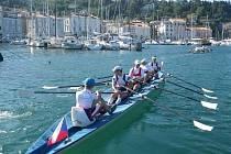 Jedinečnou šanci zazávodit si na moři využil veslař SVK Břeclav Aleš Suský. Tým veslařů včetně něj porazil na dlouhé trati italské kanoisty.