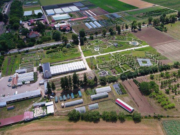 Zahradnická fakulta Mendelovy univerzity vLednici bude mít nový závlahový systém za dvanáct milionů.