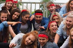 Taneční skupina N.C.O.D.