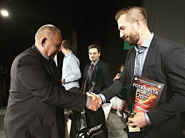 Nejlepším fotbalistou Břeclavska za rok 2017 se stal Kamil Prachař z Rakvic. Výsledky ankety byly vyhlášeny na slavnostním galavečeru.
