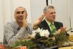 Domov svaté Agáty v pátek zaplnily dárky. Lidé z vedení břeclavské radnice je tam rozdali matkám s dětmi, jež se ocitly v potížích. Společně dopředu oslavili Vánoce i díky lidem, kteří podpořili akci Strom pro Agátu.