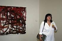 Mikulovské výtvarné sympozium - ilustrační foto.