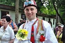 Stanislav Popela z Perné byl ve verbuňku druhý.