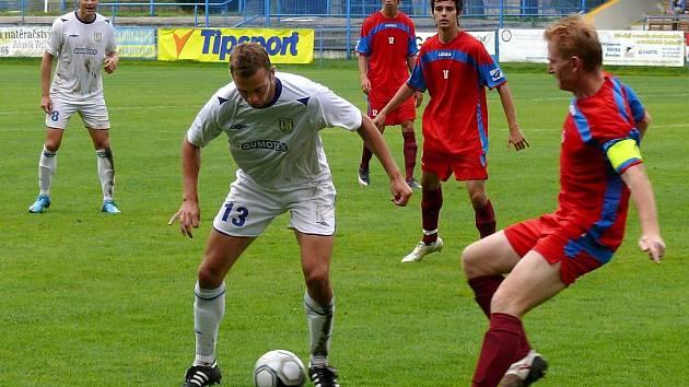 MSK Břeclav vs. Rostex Vyškov.