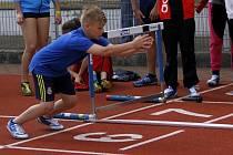 Břeclavští školáci soutěžili v disciplínách sportovní všestrannosti.