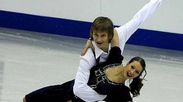 Lucie se s Matějem Novákem znají ještě z doby, kdy závodili každý sám.