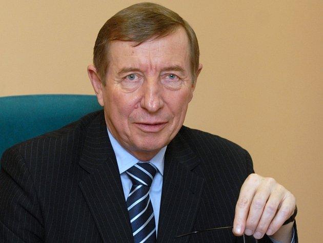 Ministr zemědělství Jakub Šebesta