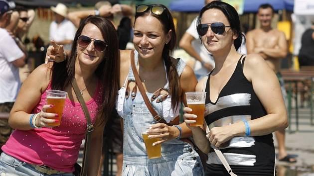 Mikulovské pivobraní láká na koncerty